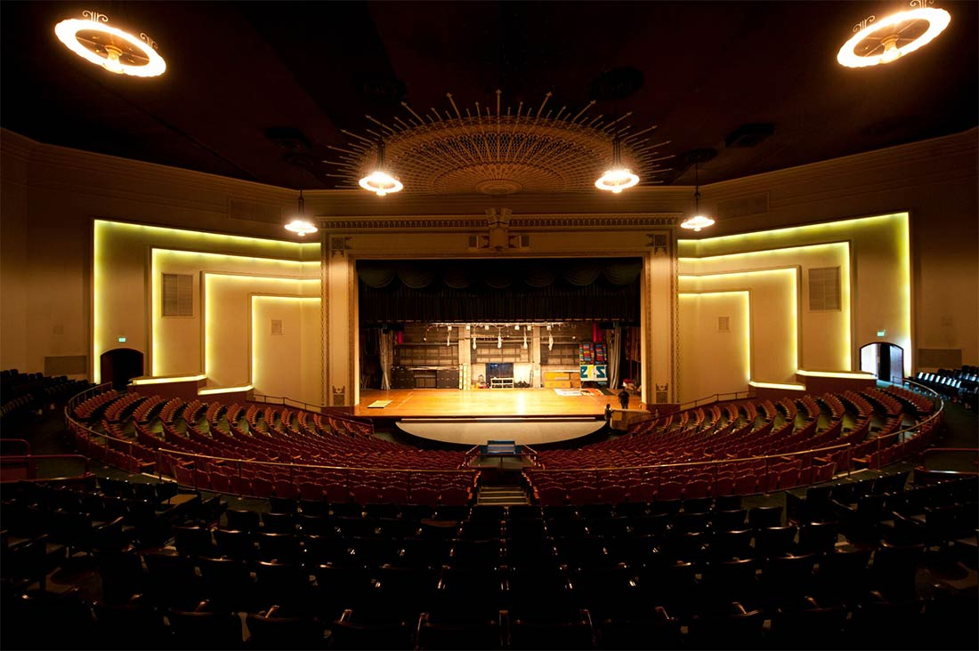 Performing Arts Center Auditorium